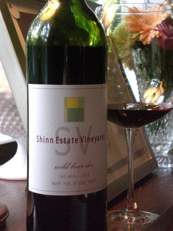 Shinn Estate Wild Boar Doe 2006