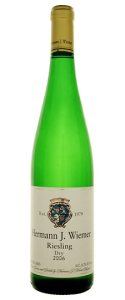 2006 Dry Riesling