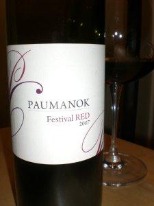 Paumanok Festival Red