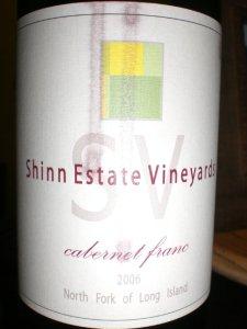 Shinn Cab Franc 2006