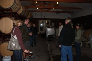 In the Barell Cellar
